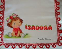 """Fralda Menina """"moranguinho Baby 2 """""""