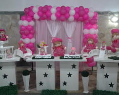Decora��o Clean - Bonecas