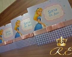 Convite Infantil - Sofia 01 ano