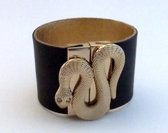 BRACELETE BLACK SERPENTE