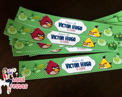 Angry Birds - R�tulo para �gua
