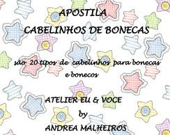 APOSTILA CABELINHOS DE BONECAS ( OS )