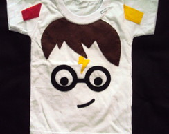 Camisa Harry Potter