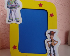 Porta retrato do Toy Story