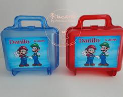 Maleta Acr�lico Mario Bros 06