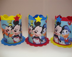 Enfeite De Mesa Da Turma Do Mickey