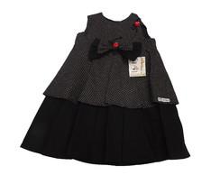 Vestido Infantil Joaninha 30135C