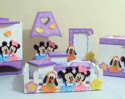 Kit Bebe Baby Disney lil�s