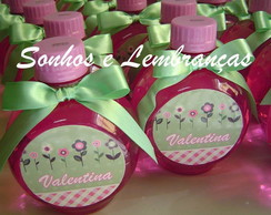 Garrafinha De �gua Mineral rosa