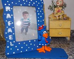 Porta Retrato Galinha Pintadinha