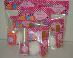 Kit Manicure Princesas