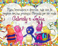Tag - Backyardigans 3