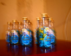 Garrafinha Acr�lico 50 ml Personalizada