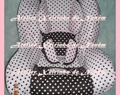 Capa para cadeira de auto compos�