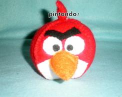 Red Bird - Angry Bird - Lembrancinha
