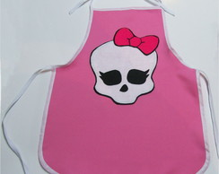 Avental Monster High - Infantil