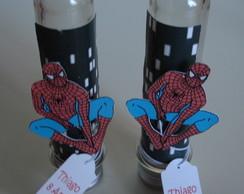 Tubete Festa Homem Aranha