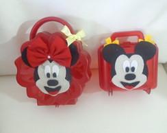 Maletinha Minnie e Mickey