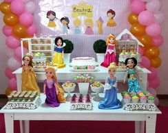 Decora��o Princesas Disney