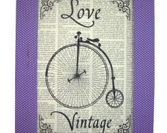Quadro 35x26 - Love vintage