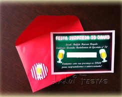 Convite - Festa Boteco