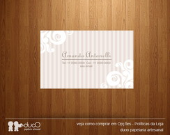 Dcc-004  Calling Card 004