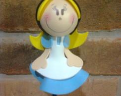 Ponteira Alice no Pa�s das Maravilhas