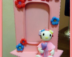 Porta-retrato Hello Kitty