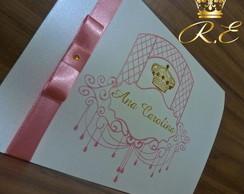 Convite Infantil - Ana Carolina