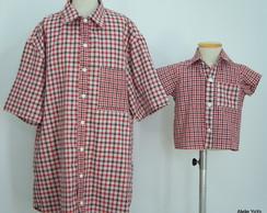 Camisas Pai/filho N�GG/01-