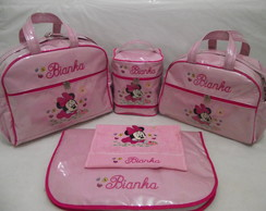 Kit Bolsa 5 Pe�as