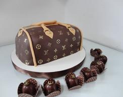 Bolo Bolsa Louis Vuitton!