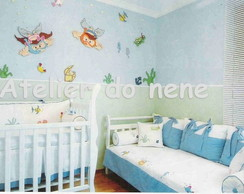 Ref 322 KB Fundo do Mar - 12p�s