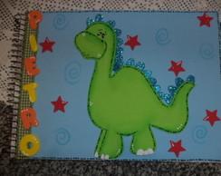 caderno de desenho