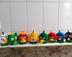 Arranjo de mesa Angry Birds