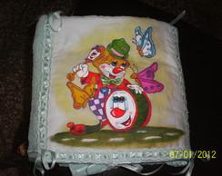 Toalha de banho pintada