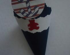 Cone ursinho marinheiro