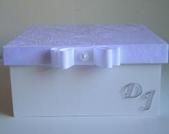 Caixa Branca - Noivos