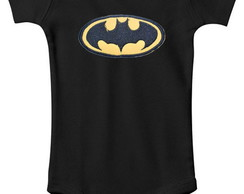 Body Batman (Aplique Bordado)
