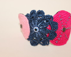 Tiara de croch�
