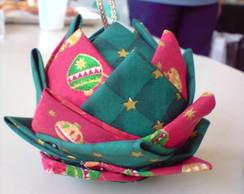 Bola de Natal Pinha