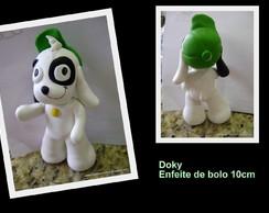 Doki - Topo de Bolo