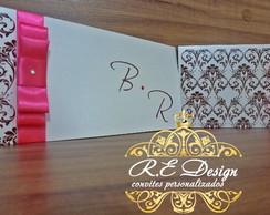 Convites de Casamento B�rbara e Rafael