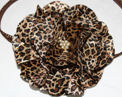 head band mega flor on�inha