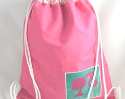 Lembran�a: mochila personalizada