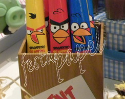 bisnagas angry birds