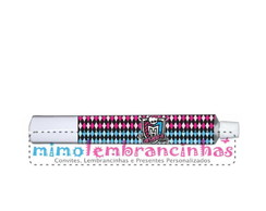 R�tulo Bisnaga 30gr Monster High