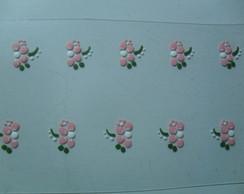 Flor de canto Rosa
