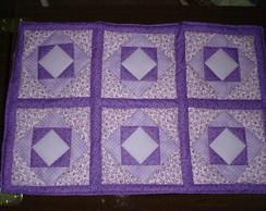 mantinha de patchwork (toalha)