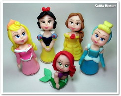 Princesas no porta recados